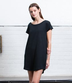 Surfing Loose Fit T-Shirt Dress